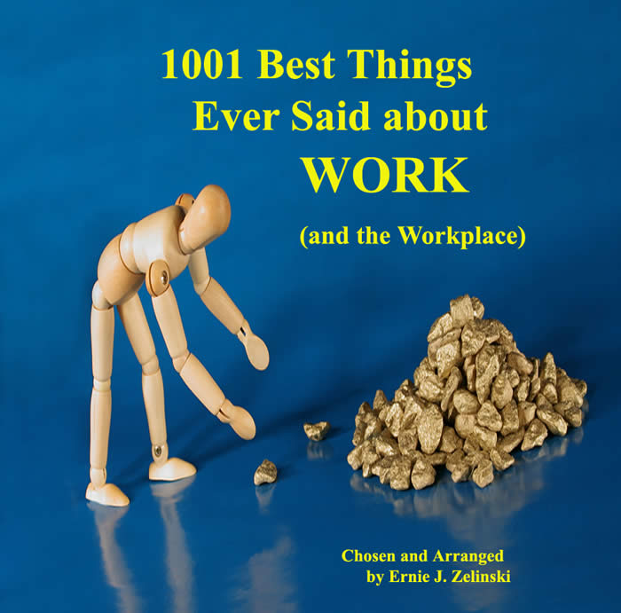 Free Ebook Download of 1001 Best Things Ever Said about Work